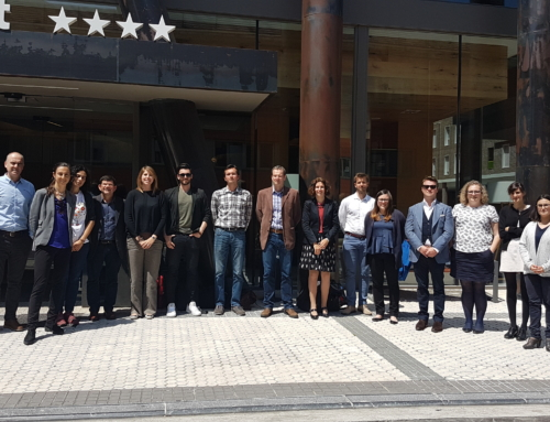 Second meeting of the European project INTEGROIL in Spain