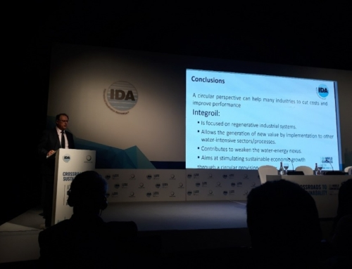 The INTEGROIL project, present at IDA World Congress 2019
