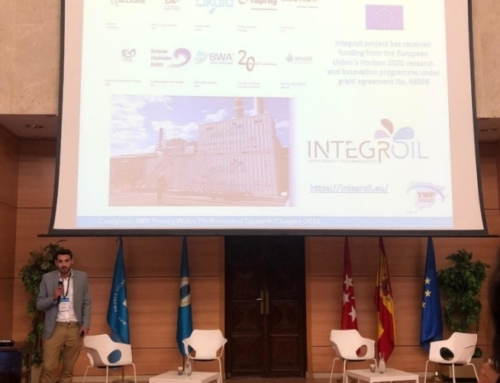 Water 4.0, IWA YWP 2019 and the INTEGROIL Project