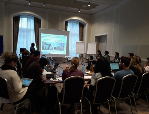 Fourth Technical Meeting of the INTEGROIL Project in Germany